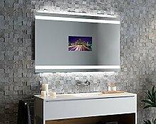 Spiegelando Fortuna V2V - TV Spiegel mit LED