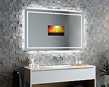 Spiegelando Minerva V40 - TV Spiegel mit LED