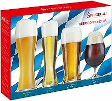 Spiegelau Beer Classics Connoisseur, 4er Set,