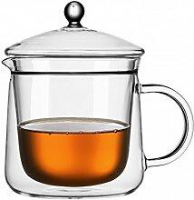 Spiegelau Doppelwandige Teekanne 680ml Cremona
