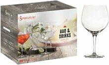 Spiegelau Gläser BBQ & DRINKS Gin & Tonic Glas