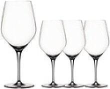 SPIEGELAU Glas Authentis Bordeauxgläser,
