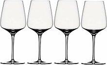 Spiegelau & Nachtmann, 4-teiliges Bordeauxglas