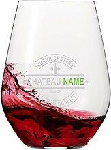 Spiegelau Weinglas [Rotwein] mit individueller