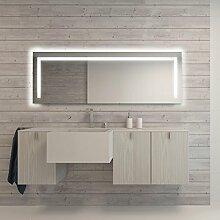 SpiegelCenter Silva2 - LED Spiegel mit Beleuchtung