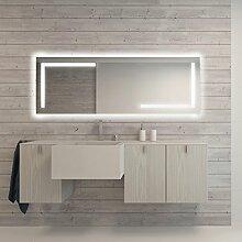 SpiegelCenter Silva9 - LED Spiegel mit Beleuchtung