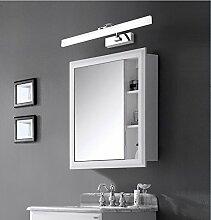 Spiegelfront Lampe LED Creative Wandspiegel