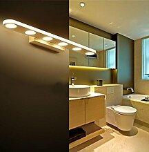 Spiegelfrontlicht Spiegel vorne Licht LED Bad Bad