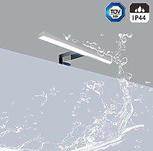 Spiegelleuchte LED Bad IP44 Wasserdichte Kambo,