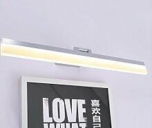 Spiegellicht LDE Spiegel Vorne Licht Lampe Badezimmer Wand Badezimmer Badezimmer Wand Lampe Badezimmer Moderne ( Farbe : 1M warm light 15W )