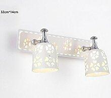 Spiegellicht LDE Spiegel Vorne Licht Lampe Badezimmer Wand Spiegel Schrank Lichter Badezimmer Moderne ( Farbe : A2 16W 4000K )