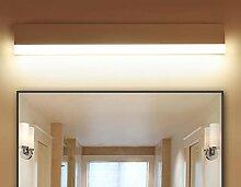 Spiegellicht Spiegel-vorderes helles / einfaches kreatives Badezimmer-Spiegel-Scheinwerfer / LED-Aufbereiter-Spiegel-Spiegel-Kabinett-Lichter Badezimmer Moderne ( Farbe : Warmes Licht-20cm )