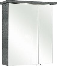 Spiegelschrank 2-trg inkl LED-Beleuchtung ALIKA