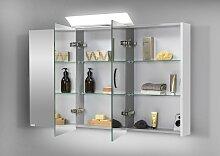 Spiegelschrank Bad 120 cm LED Beleuchtung