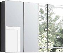 Spiegelschrank Bad mit Steckdose, RONAO253