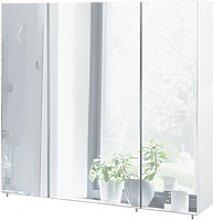Spiegelschrank »Basic« 80 cm weiß,