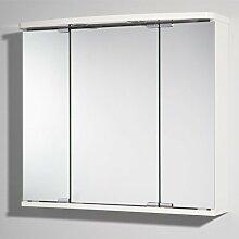 Spiegelschrank kaufen 68 x 60 cm weiß Pharao24