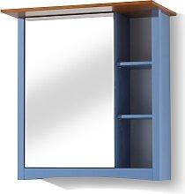 Spiegelschrank Paula, blau