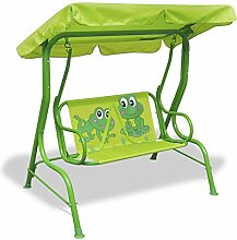 Spiel AG Kinder-HOLLYWOODSCHAUKEL Froggy
