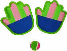 Spiel Fangen Sie das Ball Outdoor Toys Handschuhe
