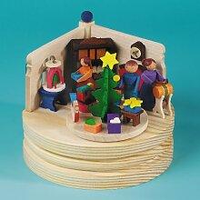 Spieldose - Weihnachtsstube