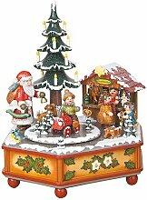 Spieldose Weihnachtszei