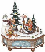 Spieldose Winterzei