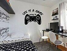 Spieler Wandtattoos Playstation 4 Controller PS4