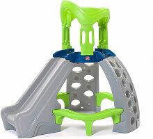 Spielturm Mountain Kletterturm Kunststoff