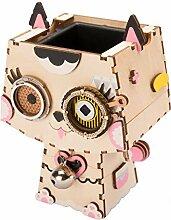 Spielzeug Ornamente Niedlichen Roboter