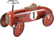 Spielzeugauto aus Metall, rot