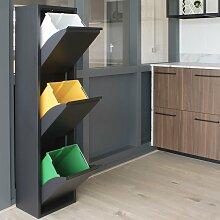 Spinder Design Mülltrennsystem Gigi, Breite 33,5