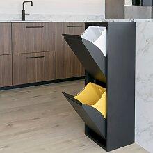 Spinder Design Mülltrennsystem Gigi, Breite 34 cm