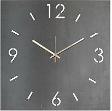 Spinder Design Time Wanduhr Quadrat 80x80 -