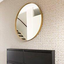 Spinder Design Wandspiegel Donna, (1 St.) T: 5 cm