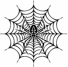 Spinne im Web Auto Styling Persönlichkeit Auto