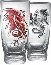Spiral Wyvern Trink-Glas-Set Standard
