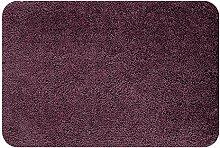 Spirella 10.14189  WC-Vorleger ohne Ausschnitt 55 x 65 cm, Highland Mocca