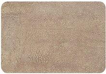 Spirella 10.15281 Badteppich Lamb Nougat 60 x 90 cm