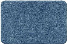 Spirella 10.16799 Badteppich Brizzolo 60 x 90 cm, blau