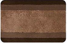 Spirella Badteppich BRAUN 40 X 60