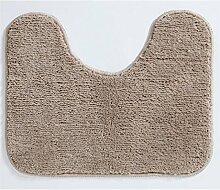 Spirella Badteppich, Polyester, 50 x 40 x 1,2 cm,