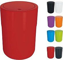 Spirella Design Kosmetikeimer Cocco mit Extra Ring