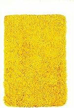 Spirella Highland California Yellow Badteppich Badematte 60x90cm.