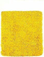 Spirella Highland California Yellow Gelb Badteppich Badematte 55x65cm. Swiss
