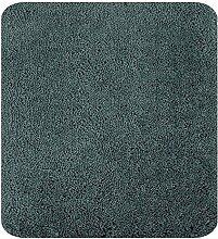 Spirella Highland Granit Grau Badteppich Badematte 55x65cm.Markenprodukt Schweiz