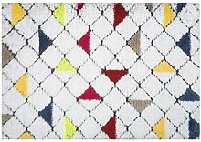 Spirella WC Grid Multicolor 55x65 cm