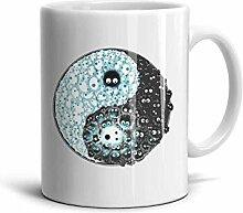 Spirited-Away-Mug Klassische Kaffeetasse Water
