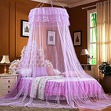 Spitzen vorhang kuppel bett baldachin netting