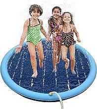 Splash Pad Sprinkler Play Matte,DYBITTS